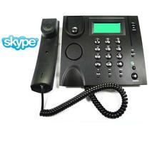 Fashion Hands-free Telephone USB Skype Telephone Network Usb Cable Free Communication Retro Phone Landline Telephone
