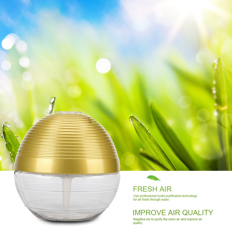 8 Color CE Approved Portable Air Purifiers Household 1700ML Air Cleaner Humidifier Air Purifier Purificador DE Aire KS-04CL(China (Mainland))