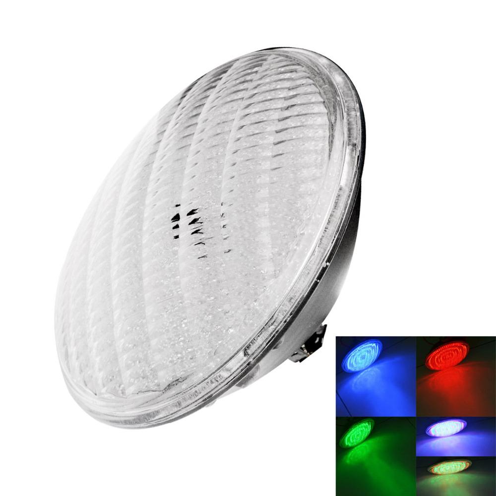 Hot sale 40W RGB PAR56 Swimming Pool Lamp / Underwater Light (DC 12V), free shipping(China (Mainland))