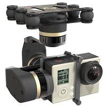 F15551 Feiyu G3 Mini 3D 3 Axle Brushless Gimbal Stabilizers Steady for Camera Gopro 3+ Plus 4 DJI Phantom 1 2 Drone Quadcopter
