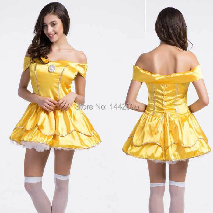 Halloween Costumes Princess Adults Adult Princess Belle Costume
