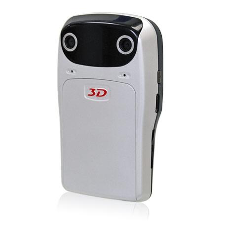 "2.4"" 3D HD 720P 5MP Digital Video Camcorder Camera DV(China (Mainland))"