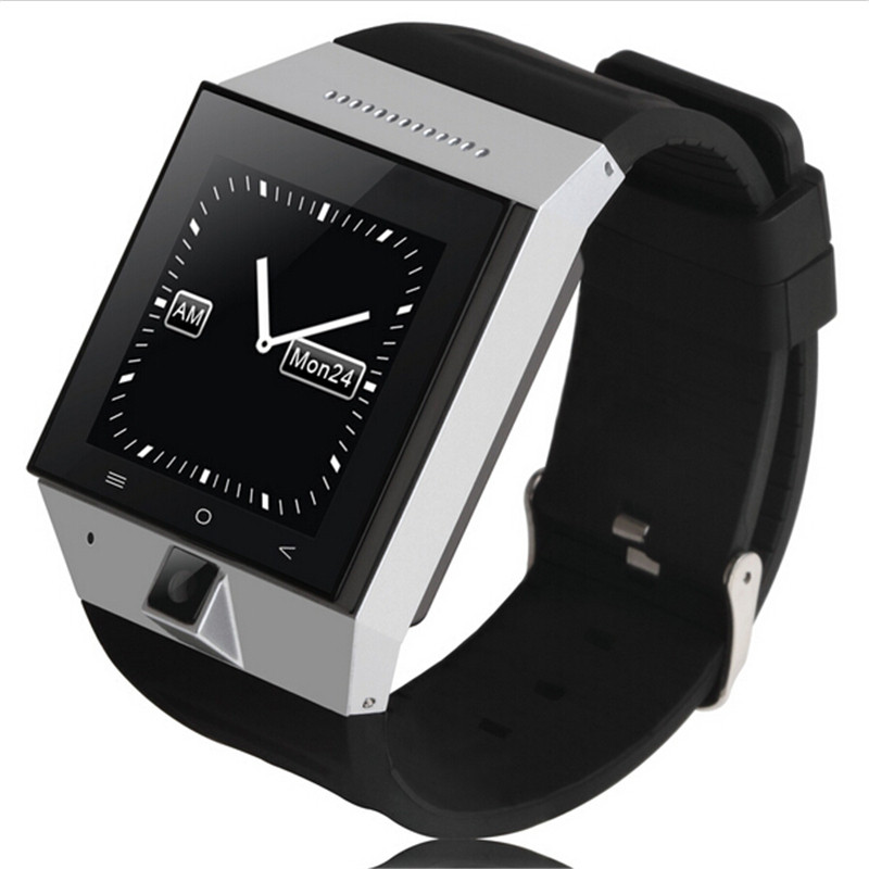 ZGPAX Smart Watch 1.54 inch 2.0M camera Support 2G/3G Wifi SIM card Bluetooth GPS Wristwatch for Android Phone Smartwatch PK X3(China (Mainland))