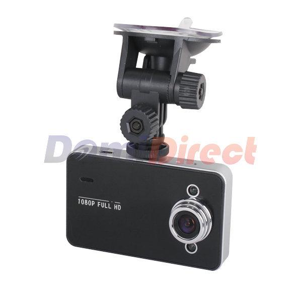 K6000 Novatek Carcam video Registrator with Car DVRs 1080P Full HD LED Veicular Camera dashcam For Video Recorder DVR Auto(China (Mainland))