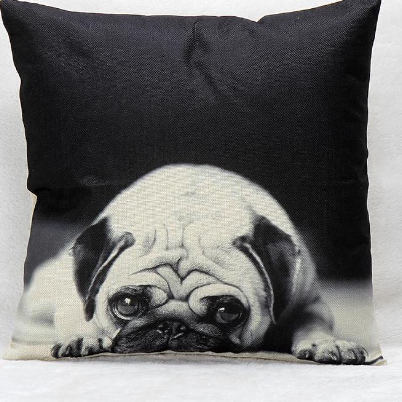 Vente en gros noir chien canap d 39 excellente qualit de grossistes chinoi - Gros coussin de canape ...