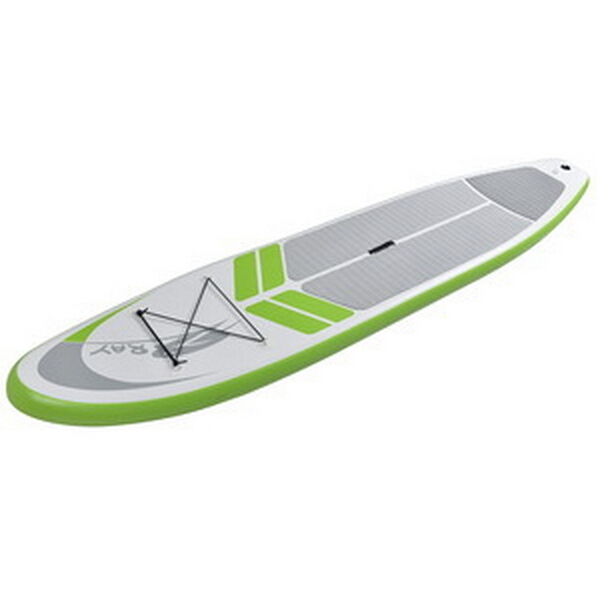 12ft (12''x30''x6'') Inflatable Standard Up Paddle Board Surfing board SUP Surfboard with easy bag(China (Mainland))