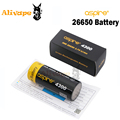 IN STOCK Aspire Li ion 4300mAh INR 26650 3 7V battery works with the new NX100
