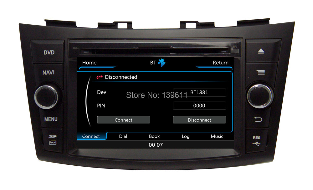 Dual Touch Screen Stereo Dual-core Touch Screen Car