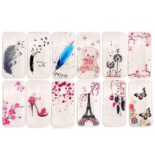 Moto G4 Case Silicone Soft Cases Motorola Plus 5.5 inch Cartoon Flower Printed Cover Protective Phone Bags - Online Store 222916 store