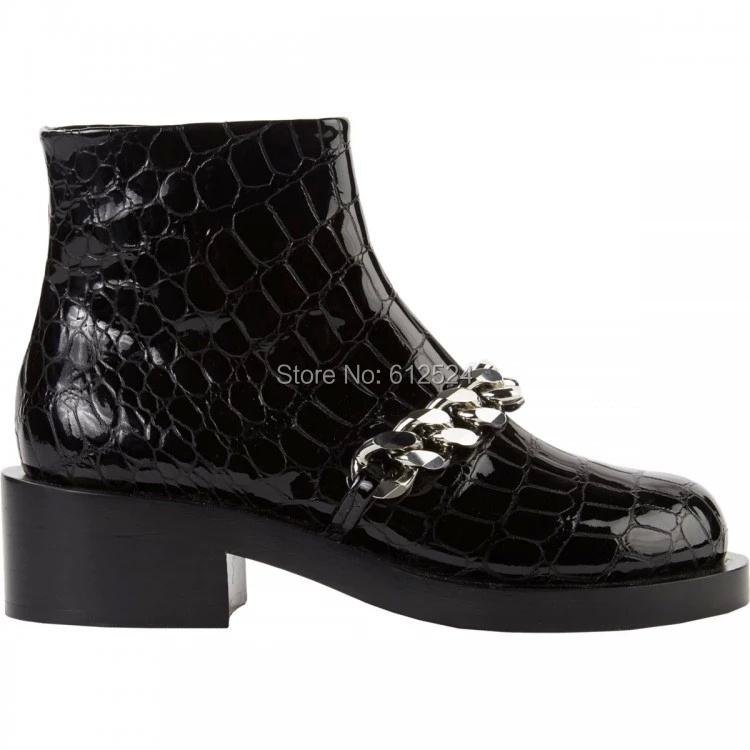 Hot Selling Ankle Leather Fashion Boots Black/Brown/White Zipper Short Riding Boots(China (Mainland))