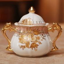 drinkware sets Coffee cup Set European aristocratic luxury ceramic tea sets porcelain Coffee uit Home Furnishing