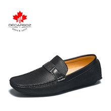Erkekler loafer ayakkabılar 2020 sonbahar moda bot ayakkabı erkek marka mokasen erkek ayakkabı erkekler Slip-On rahat sürücü gündelik erkek ayakkabısı(China)