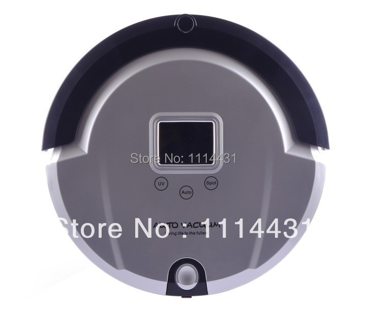 Free Shipping 4 in 1 Multifunctional Washing Vacuum Cleaner Robot(Sweep,Vacuum,Mop,Sterilize),Schedule,LCD Touch Button(China (Mainland))