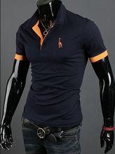 2016 мужская рубашка поло полиэстер рубашки поло мужчины рубашки большой размер поло(China (Mainland))