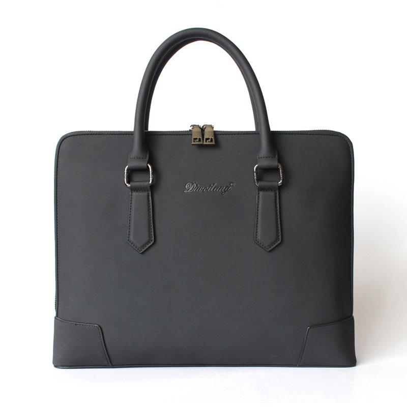 New 2015 Men bag Genuine Leather Handbag Laptop Bag Casual Men Messenger Bags Brand Briefcase Shoulder Crossbody Bags<br><br>Aliexpress