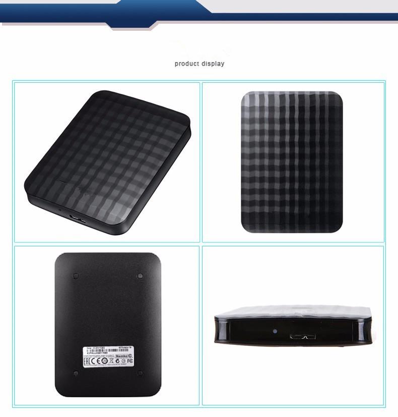 Three years of high quality warranty M3 2TB external HDD 2000GB portable hard drive disk USB 3.0 100% original new(China (Mainland))