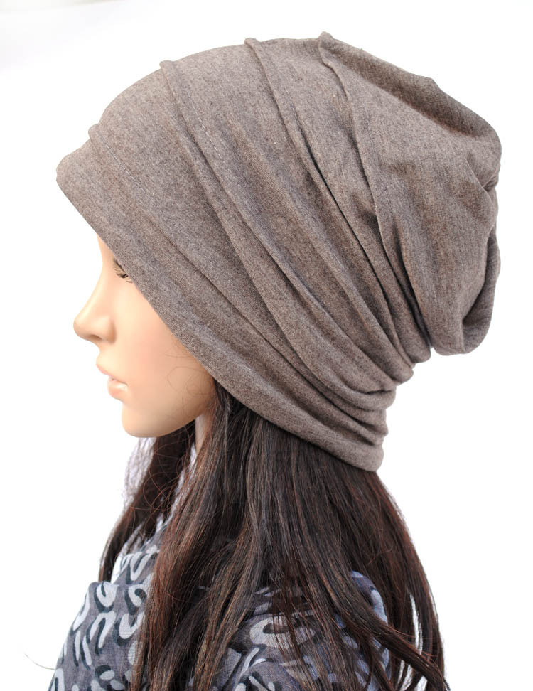 Free shopping 2015 Autumn and winter thickening pocket turban hat cap hip hop cap hat turban