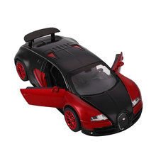 1:32 Diecast Alloy Car Model Children Pull Back Toys w/ Sound&Light Vehicle(China (Mainland))