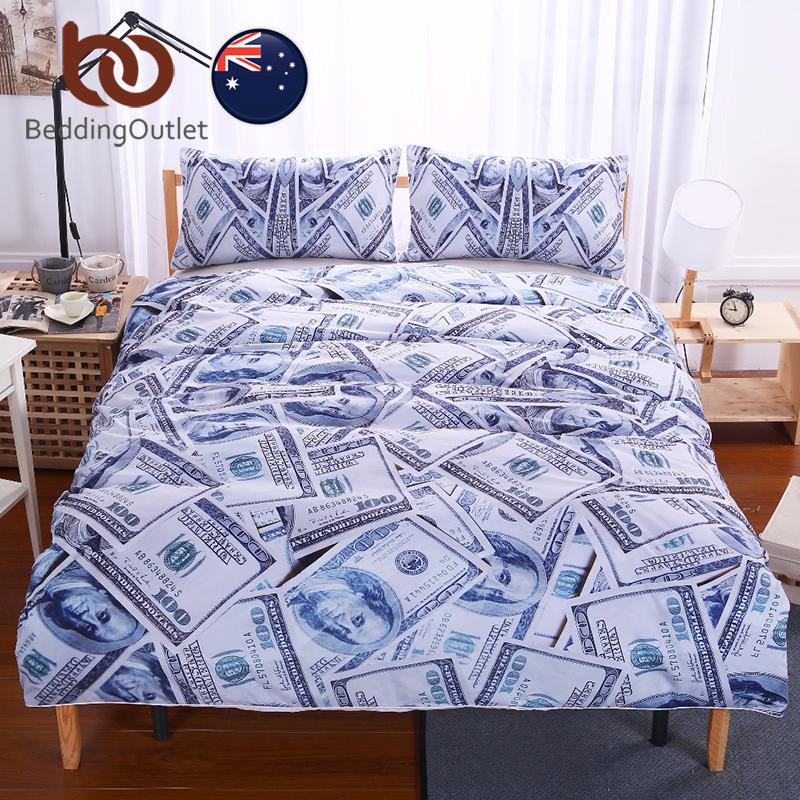 Best 28 Money Comforter Set Queen Or King Reversible