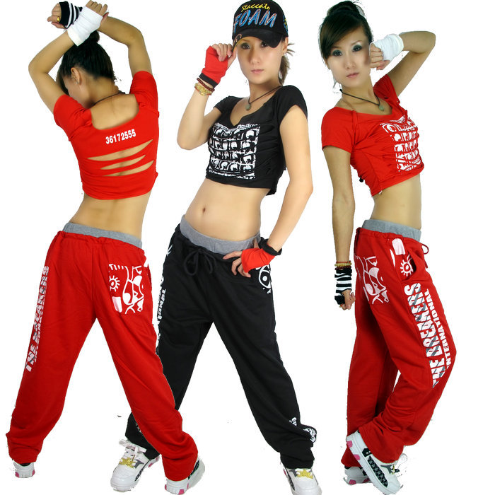 buy new fashion hip hop top dance female jazz costume performance wear sexy. Black Bedroom Furniture Sets. Home Design Ideas
