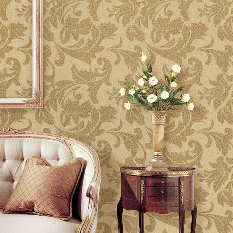 Fashion europe style wallpaper tv background wall paper - Home decoration with paper ...