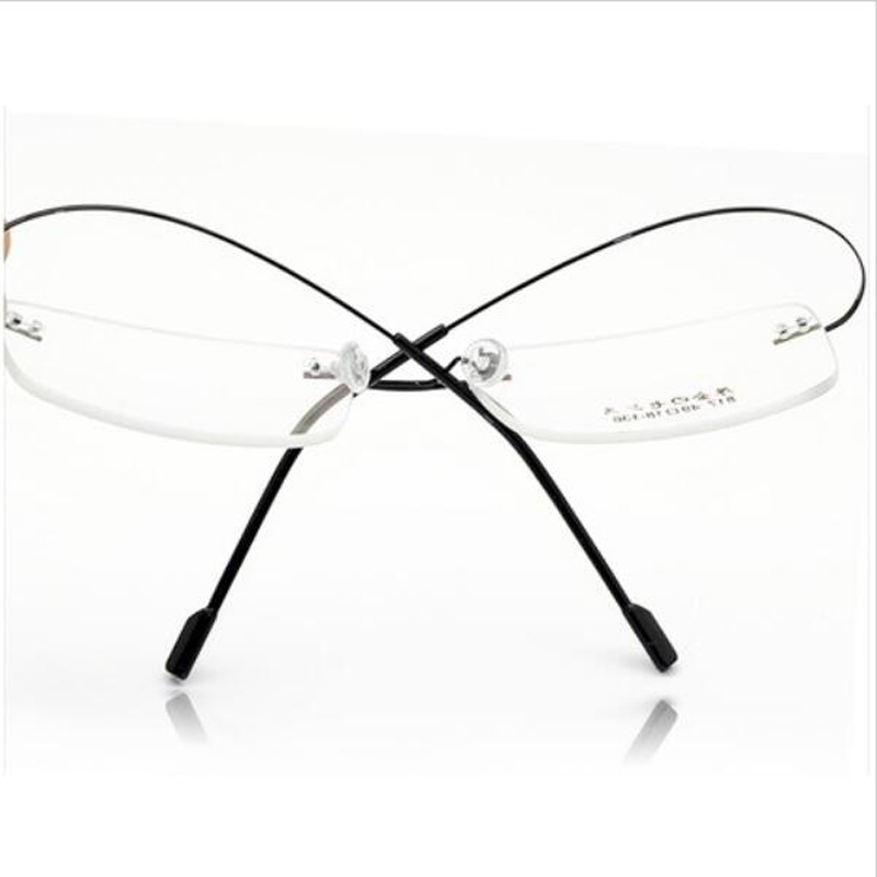Frameless Glasses Trend : Popular Wire Eyeglass Frames-Buy Cheap Wire Eyeglass ...