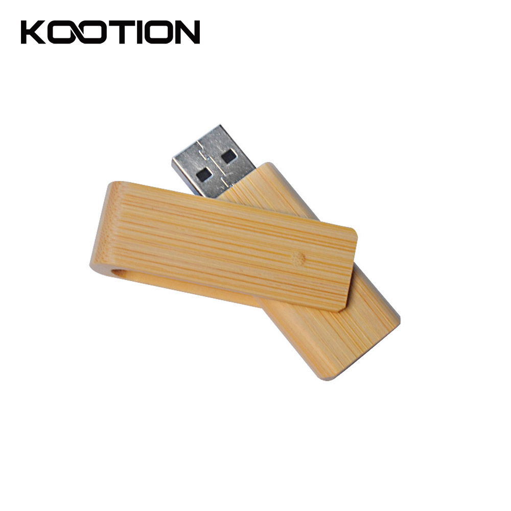 The Wood Ecru Bamboo USB 2.0 Flash Drives 16GB 8GB 4GB Pen Driver Storage Devices Memory Stick Tablet PC Thumb Drives U Disk(China (Mainland))