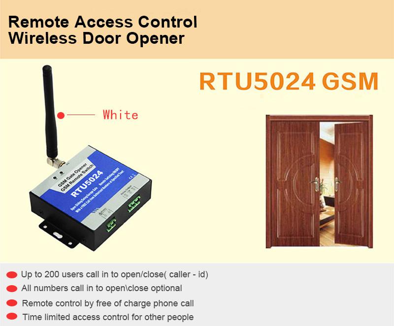 Купить RTU5024 GSM Gate Opener Реле Переключатель Дистанционного Контроля Доступа Беспроводной Дверь Дома Хорошим Помощником