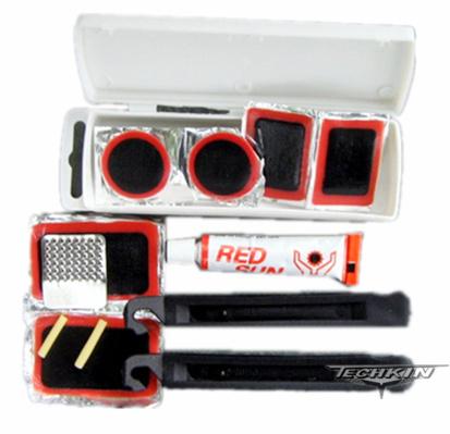 40412 The long box tire repair tools / combination of tools / bicycle repair tools set