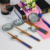 Business gift married japanese style sushi bamboo chopsticks plate gift box dinnerware set Free shipping