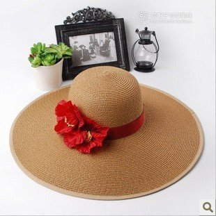 Free shipping!Hot sale,unwilling to apart summer hat,beach large size sun hat,100% guarantee