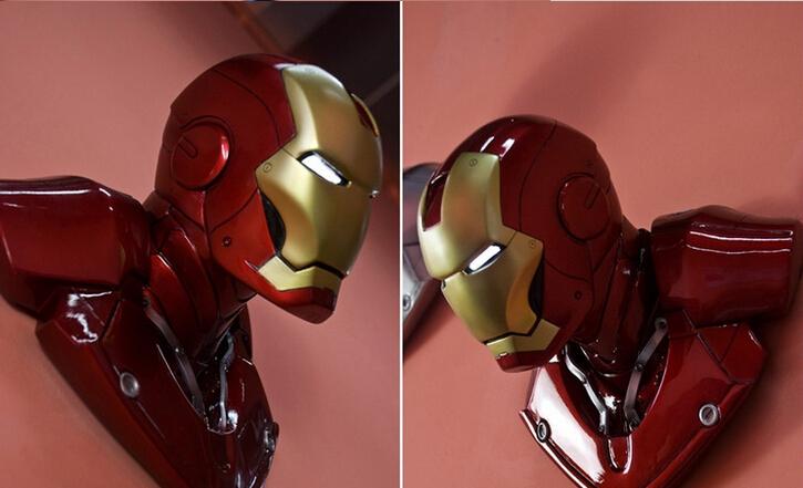 Avengers Wall Lights Toys R Us : Iron Man Wall Light Anime Toys High Quality Avenger Lamp Light Iron Man Wall Led Lighting Model ...