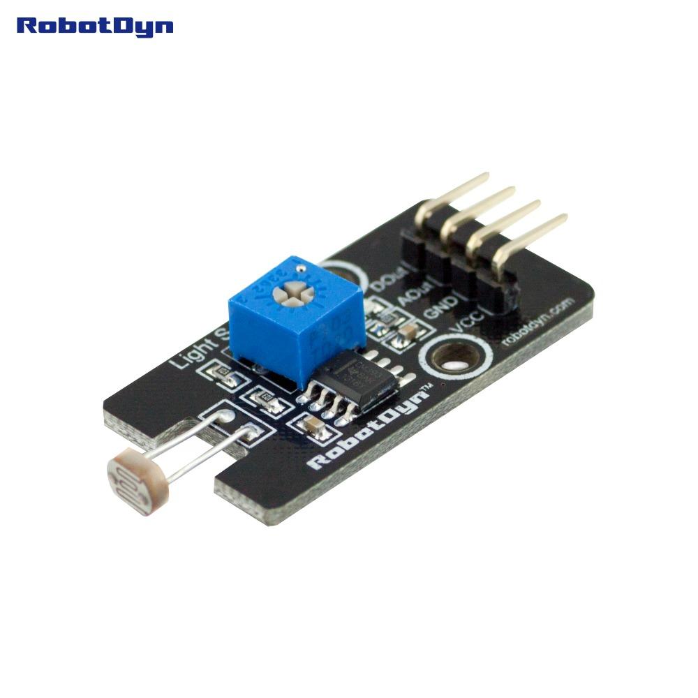 Light Sensor with analog & digital outs(China (Mainland))