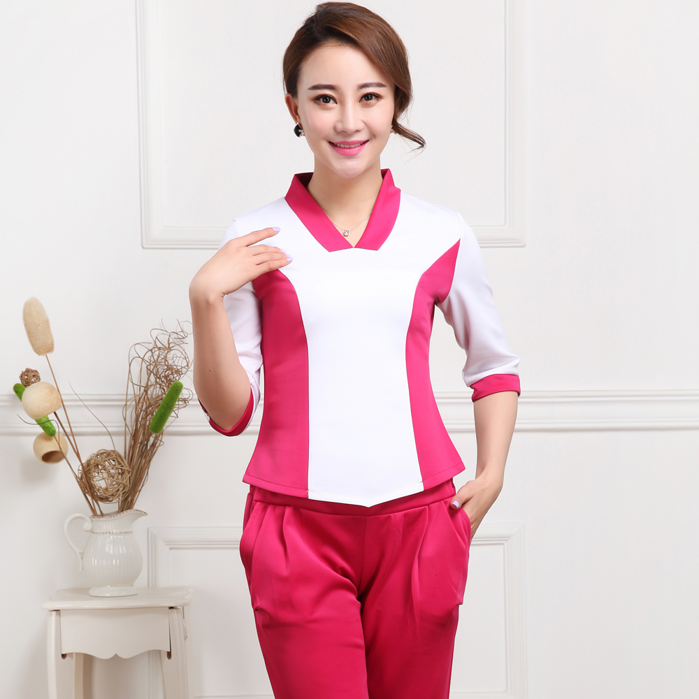 Compare prices on technician uniforms online shopping buy for Spa worker uniform