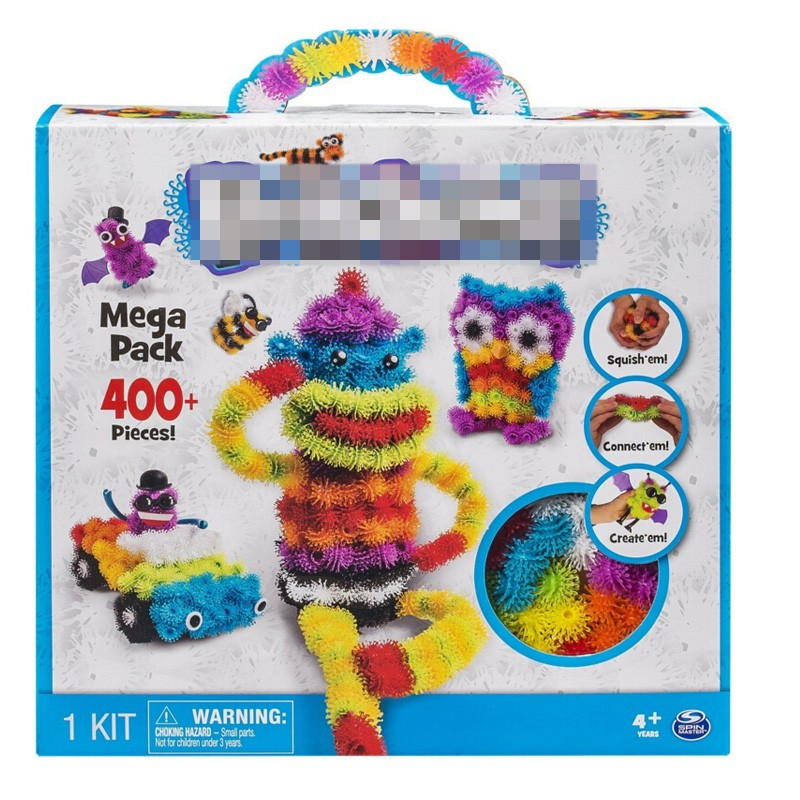 New hot sales Accessories to Build Mega Pack Animals 36 Pcs Accessory 400+ Spot Best Block Toy DIY Assembling toys set(China (Mainland))