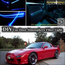 Buy Mazda Savanna RX7 RX-7 RX 7 FC FD interior Ambient Light Tuning Atmosphere Fiber Optic Band Lights Door Panel illumination for $22.35 in AliExpress store