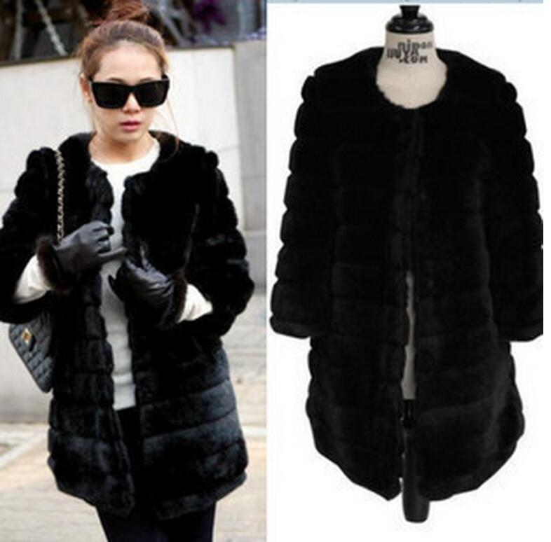 Compare Prices on Black Coat Fur- Online Shopping/Buy Low Price ...