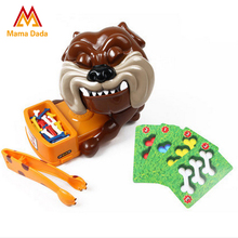 2016 New Funny Toy Bad Dog Shocker Joke Gift For Children The Gadget Of Comedy Parent-and-Child Fun Games Indoor And Outdoor(China (Mainland))