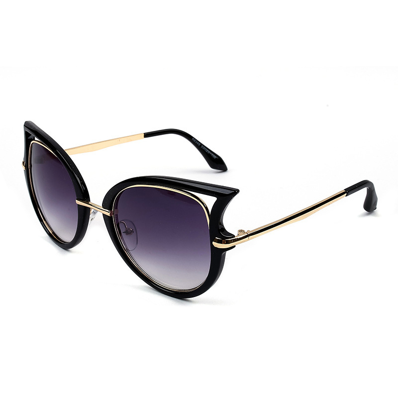 2016 New Fashion Sexy Cat Eyes Vintage Sunglasses Women ...