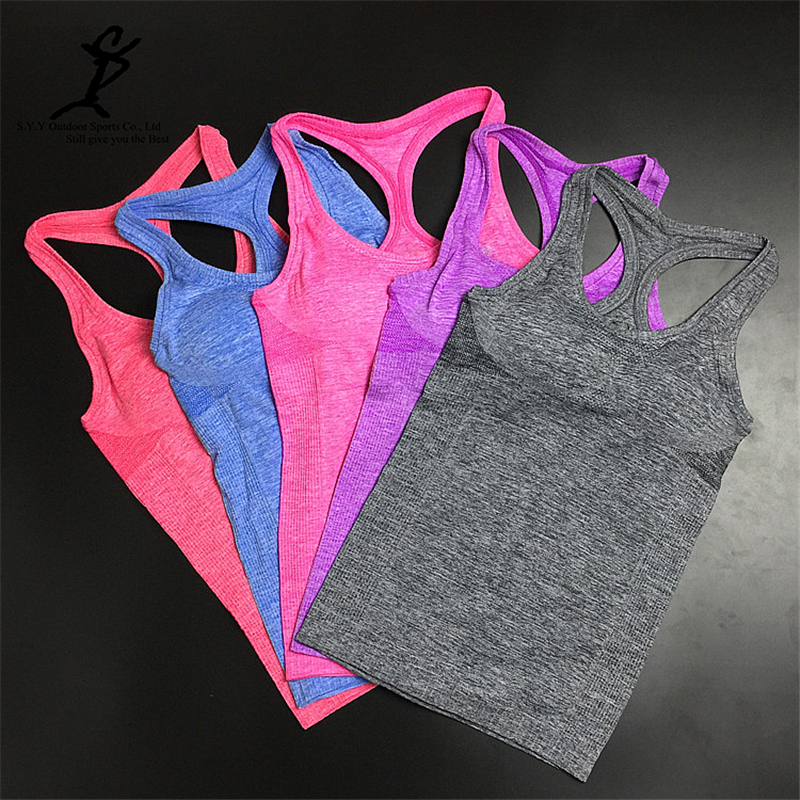 Professional Sports Mesh Fitness Women Yoga Top Sexy Push-up Sports Bra Yoga Fitness Vest Bra Workout Running Top Bra