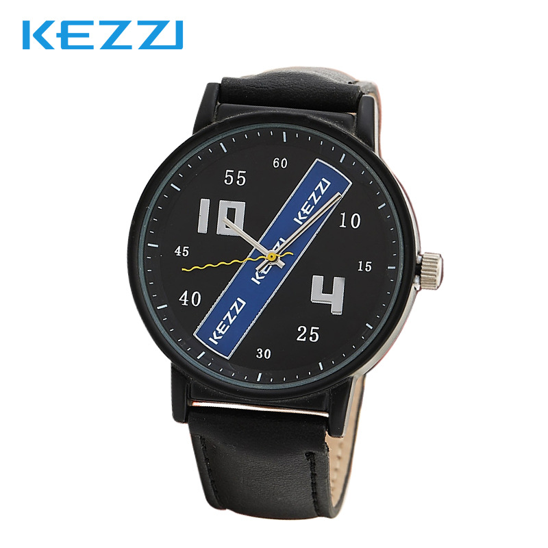 Ke purple KEZZI Korean fashion belt couples on the table a stunning explosion of wholesale watches on behalf of<br><br>Aliexpress