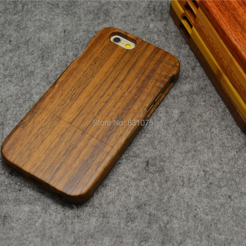 Genuine Natural Wood Wooden Bamboo Hard Back Case Cover Iphone5/5s Brand New Design Eco-Friendly Material iPhone 5