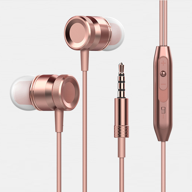 AAA+ Earbuds Earphone For Oppo R819T Phone, HD Bass Earphones For Oppo R819T Headset Earbud Free Shipping(China (Mainland))