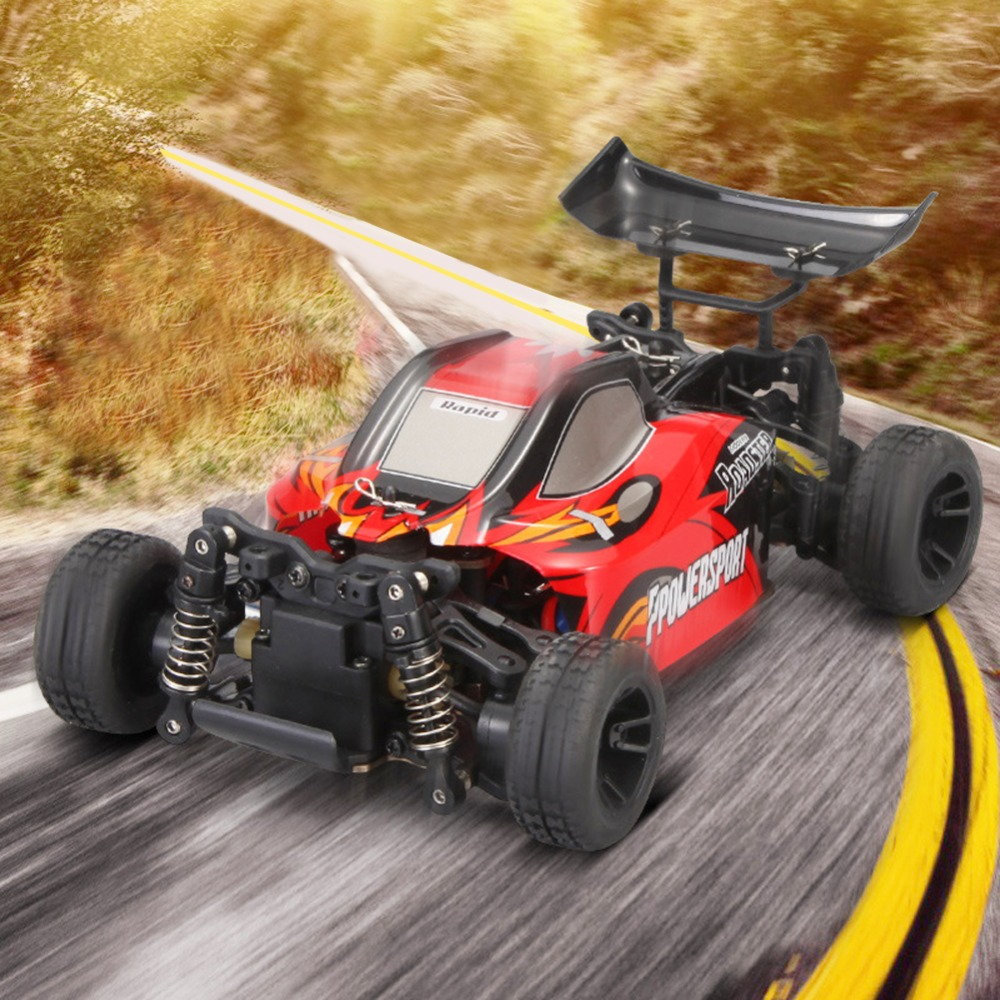 Free Shipping WLtoys A202 1/24 2.4G Electric Brushed 4WD RTR RC Car Off-road Buggy Xmas Gifts RC Toys Kids Toys Gift <br><br>Aliexpress