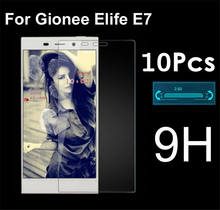 Tempered Glass Screen Protector For Gionee Elife E7 Protection Cover Protective Film On The Mobile Phones Accessories