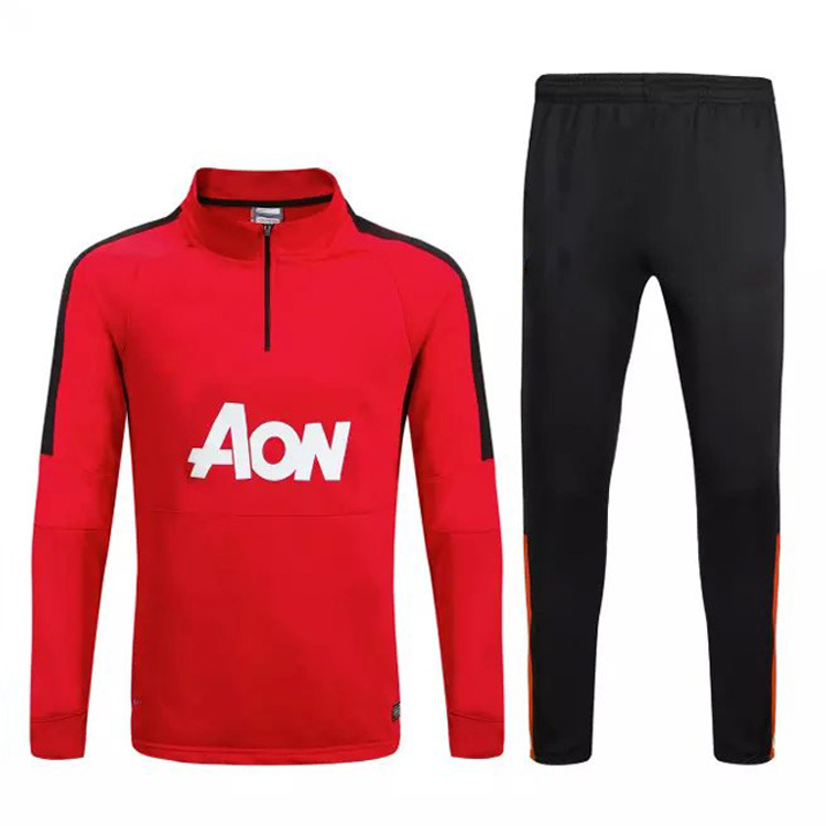 2015/2016 England jersey Paul Scholes football tracksuit in United Kingdom futbol soccer jerseys Training suits free shipping(China (Mainland))