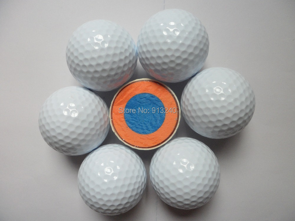White 4-piece golf tournament balls(China (Mainland))