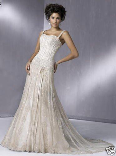 2015 new arrival vintage latest designs backless women wedding dresses sexy lace chiffon bridal dress free shipping(China (Mainland))