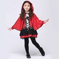 2016 New 3pcs/set Baby Girls Clothes Children's Clothing Set Halloween Costumes for Children Captain America Clothes