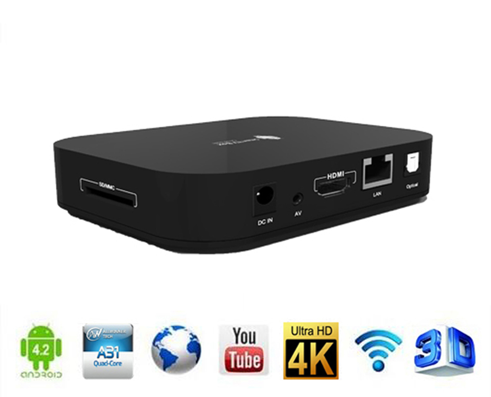 Rsh Xbmc Android Tv Box Quad Core 1000 Channels Free Watch